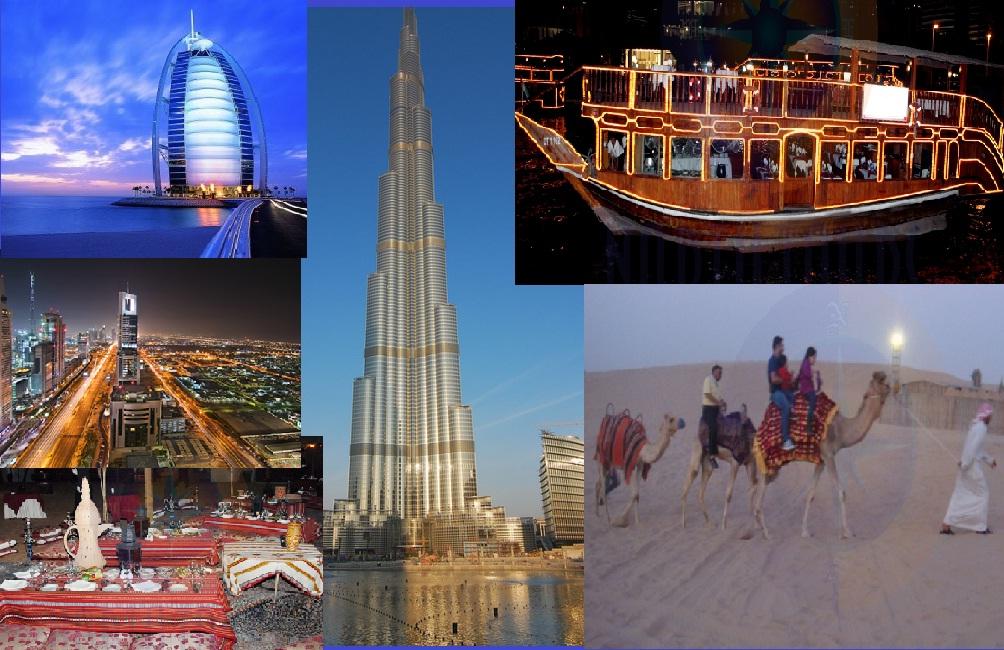 HOW TO MAKE YOUR TRIP ADVENTUROUS IN DUBAI