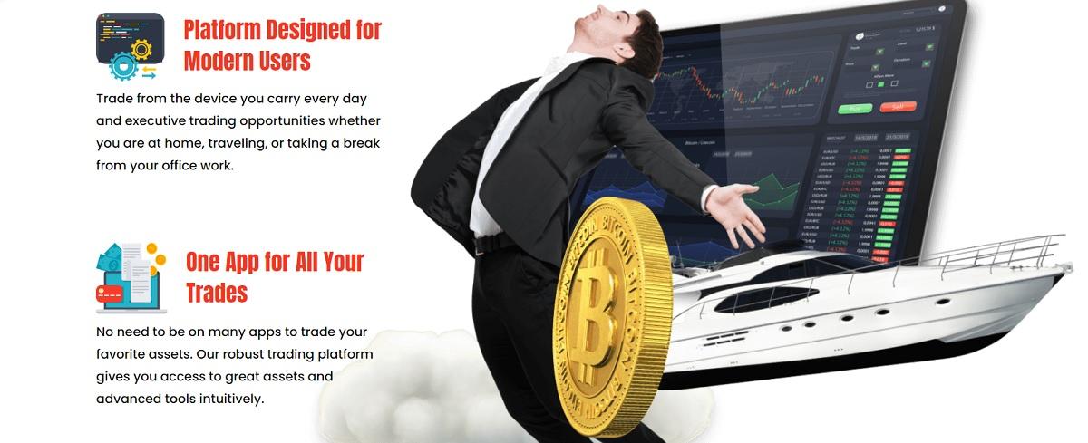Modernized Trading Platform BitOpps
